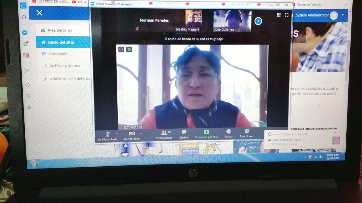 unidad educativa bolivia aula virtual