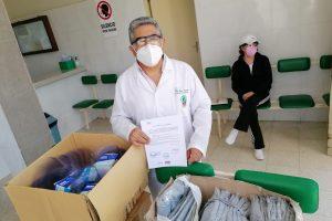 Ayni entrega 75 nuevos kits de bioseguridad a hospitales en Tarija