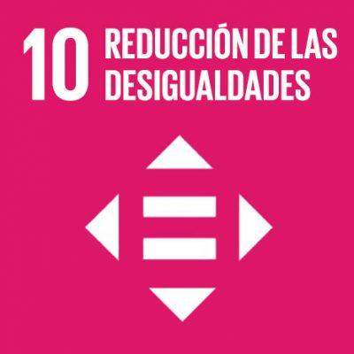 objetivos desarrollo sostenible reducción desigualdades
